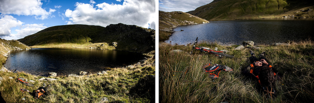 There is amazing riding to be had around The Lakes and also some great locations for relaxing.