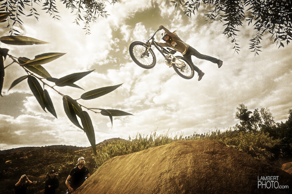 The last day at Fury dirt jumps before the bulldozers leveled the place Rider Wil White