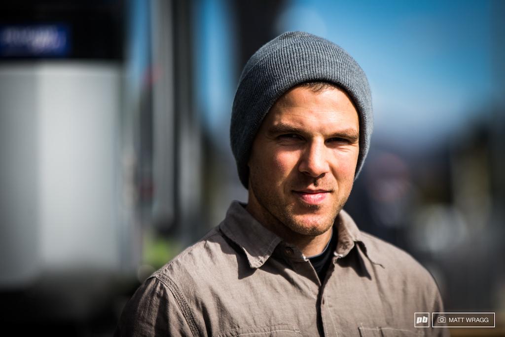 Dan Atherton Interview