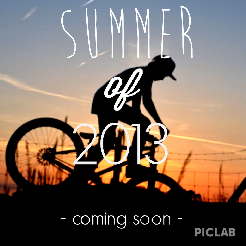 The Summer 2013 edit is coming sonn! dropping around Xmas time!