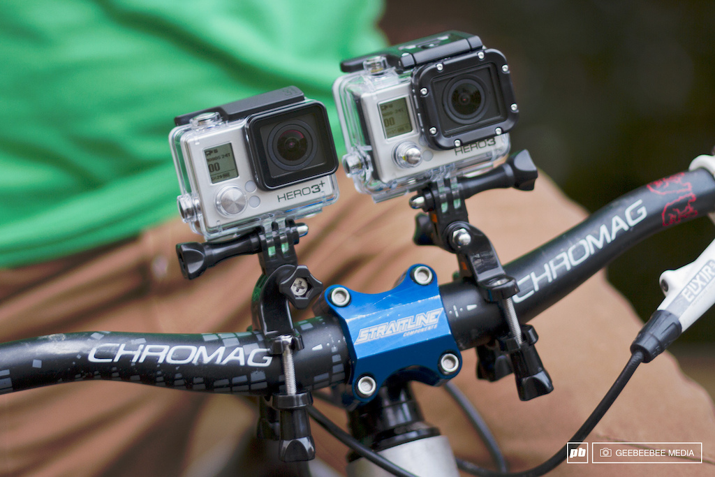 @GoProHero side by side comparison review