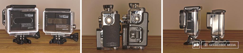 GoPro HERO 3 vs. 3+ Black