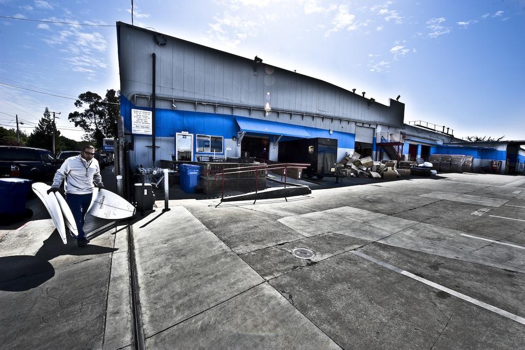 Santa Cruz original factory