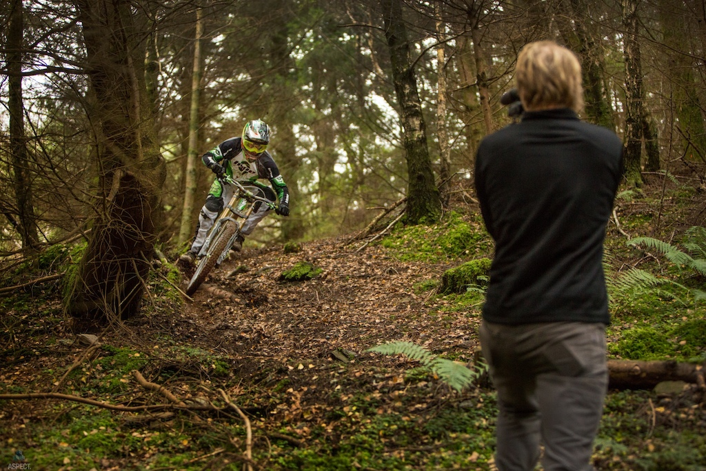 On set filming - Ultimate Hucker Sender edit