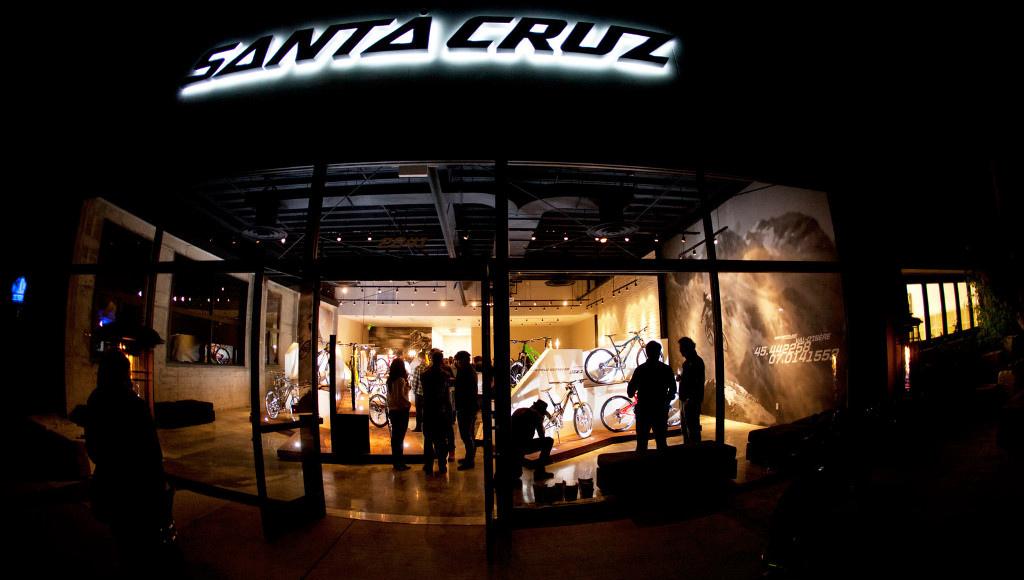 New Santa Cruz Factory 2013