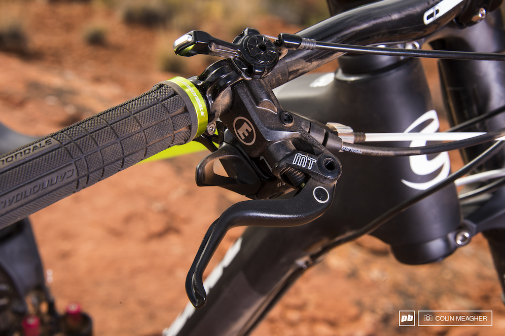Cannondale Trigger review test Photo by Colin Meagher