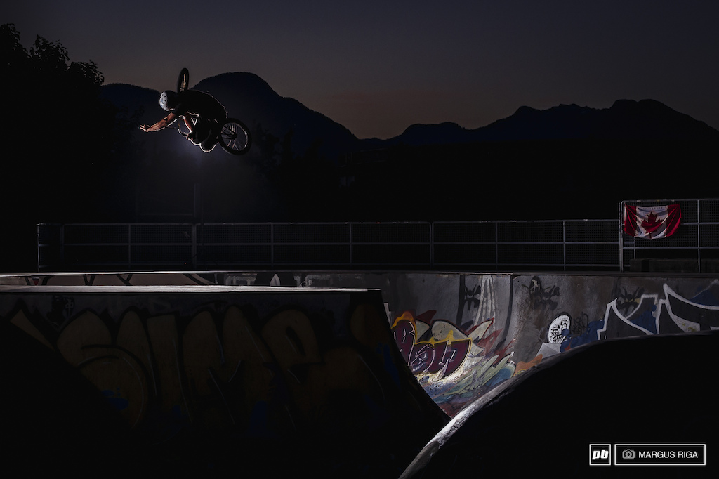 BMX…the bad boy brother to MTB. I wish I could shoot more of this. James Van DeKamp, East Vancouver BC.