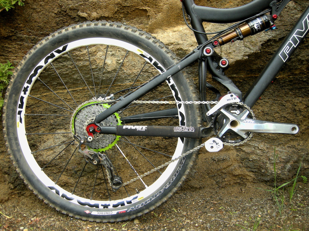 Oneup Components 42 tooth cog test review installed
