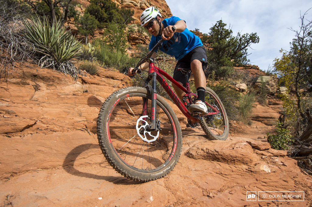 Canyon Spectral AL 9.0 EX reviewed 2014