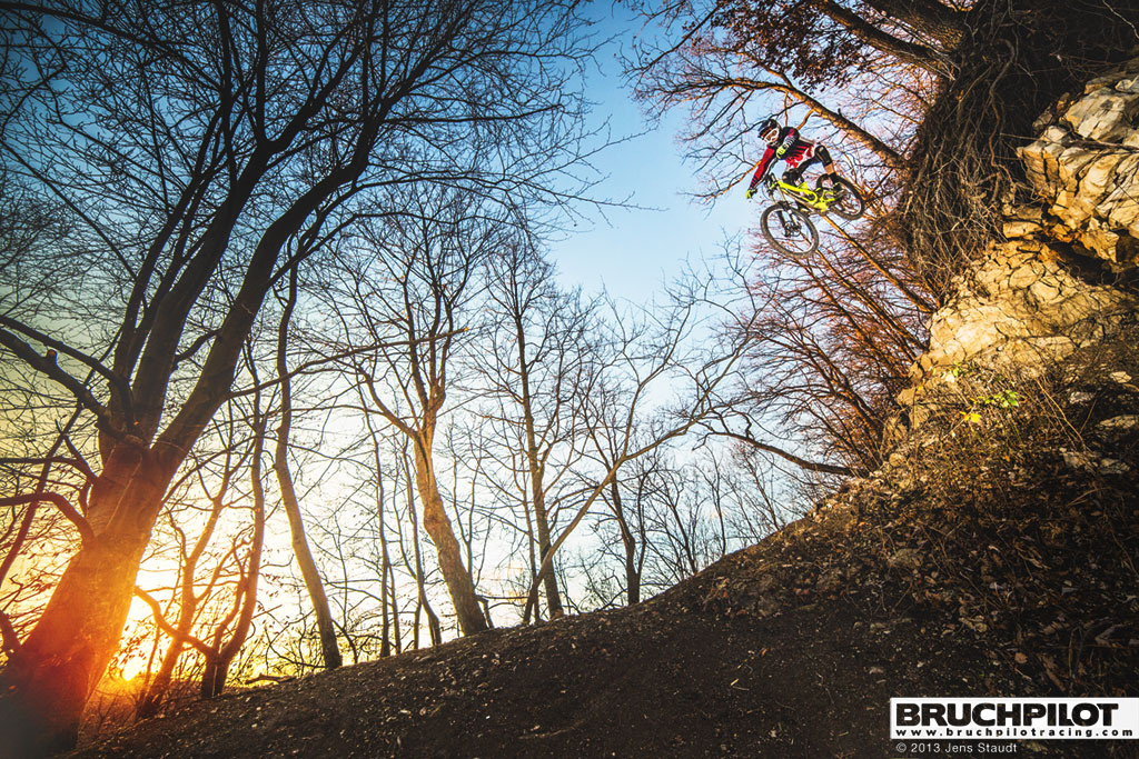 Freeride can just be around the corner...