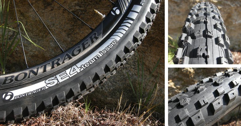 Bontrager SE4 Team Issue tire 2014
