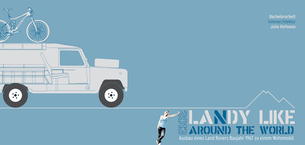 Landy Like Around the World
