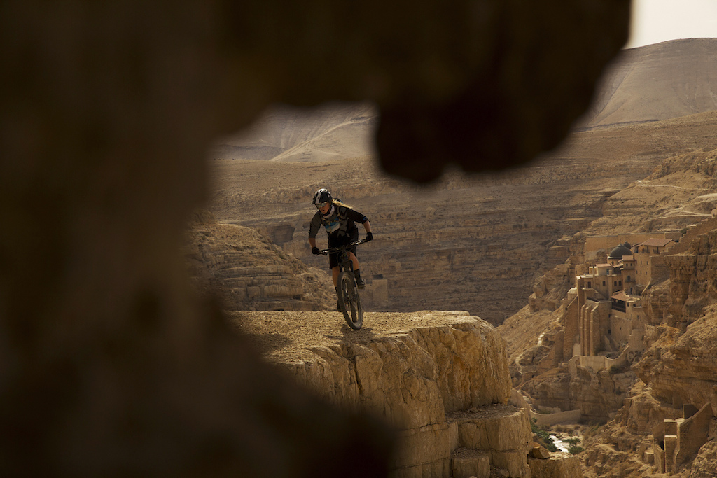 The skirting canyons of the Sugar Route a place where history is embedded in the stone. Hopkins photo.