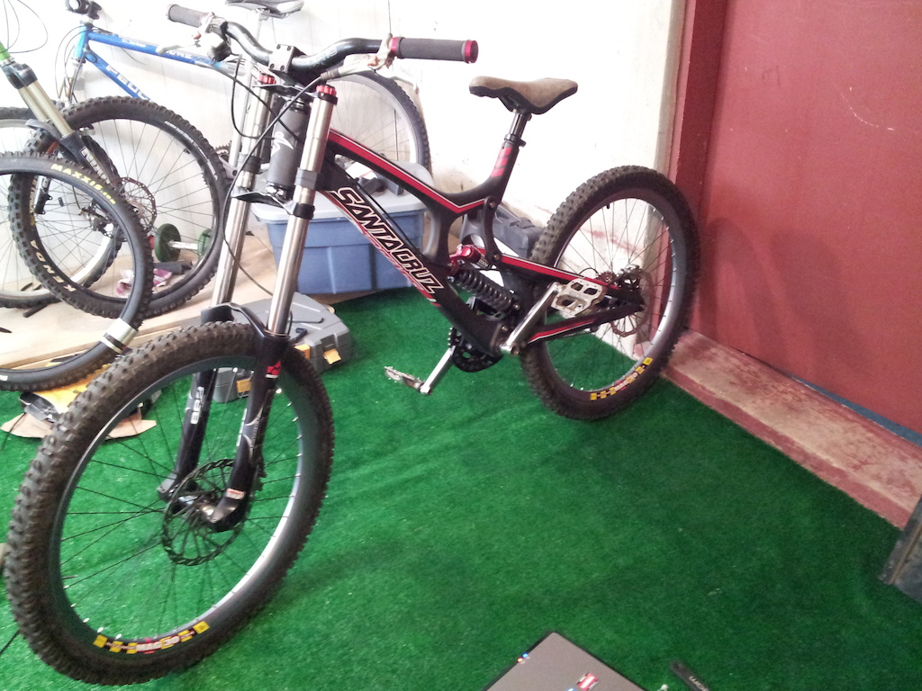 Santa Cruz V-10c 2014,