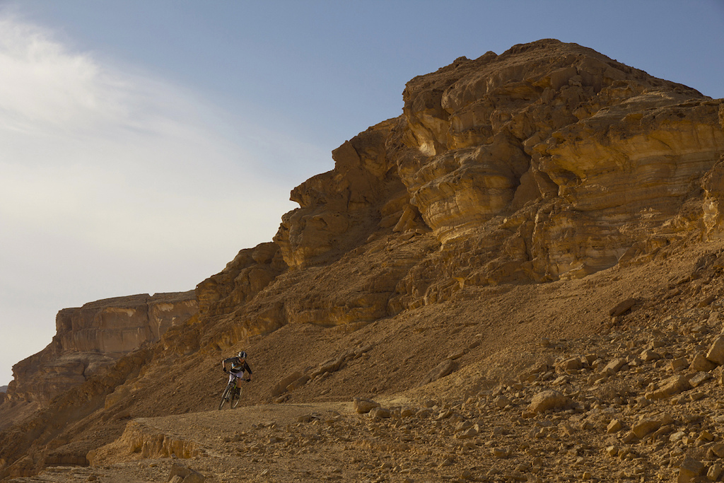 The Environment of the Ramon Crater is in a league of it s own.