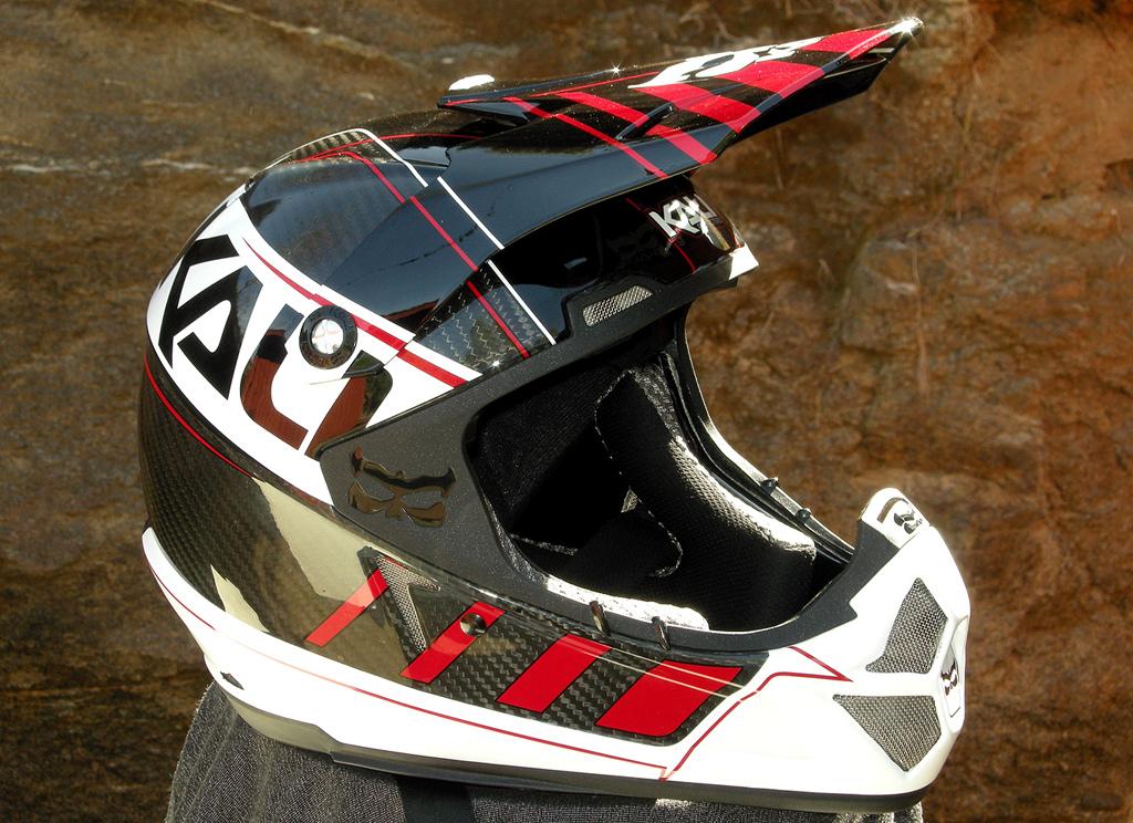 Kali DOT-certified Shiva DH helmet 2014