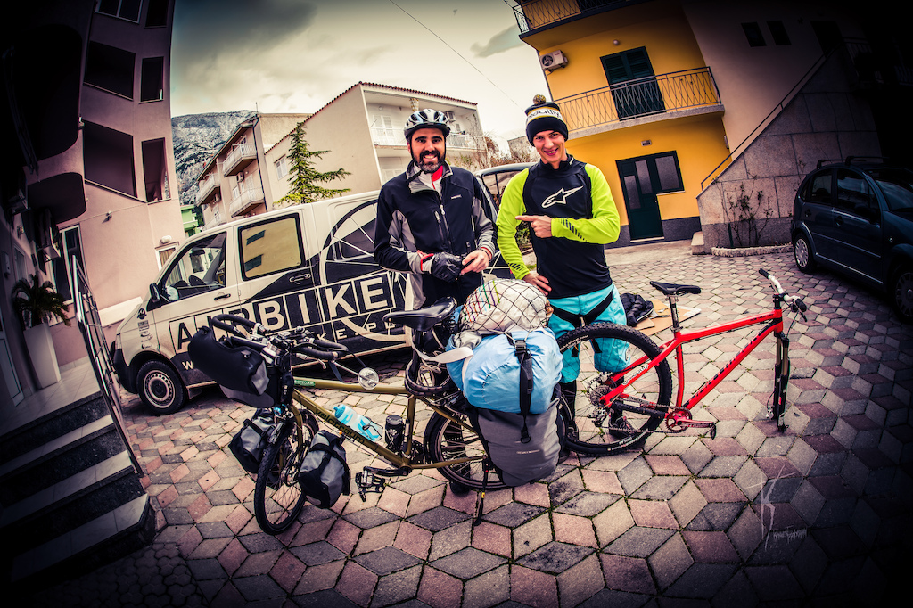 RideYourWay video series from Dartmoor Bikes this time with Remek Oleszkiewicz and his friend Aleksander Wieczorkiewicz riding Primals and Hornet 2014