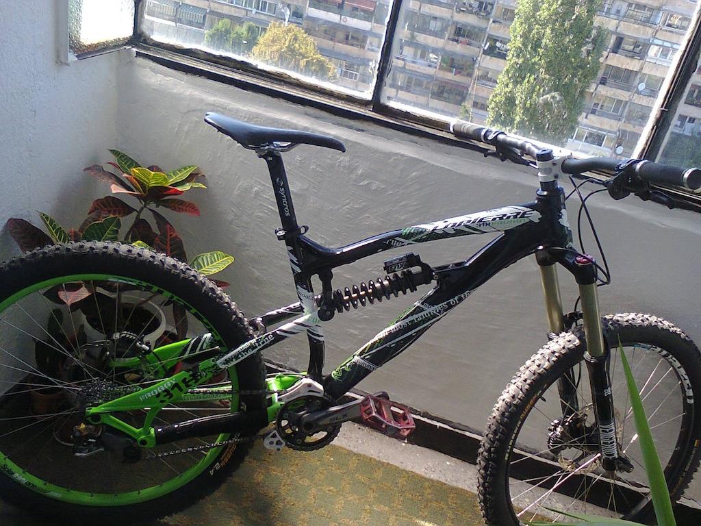 Mah new ride Lapierre Froggy 318 Custom build @ 15.2kg as is