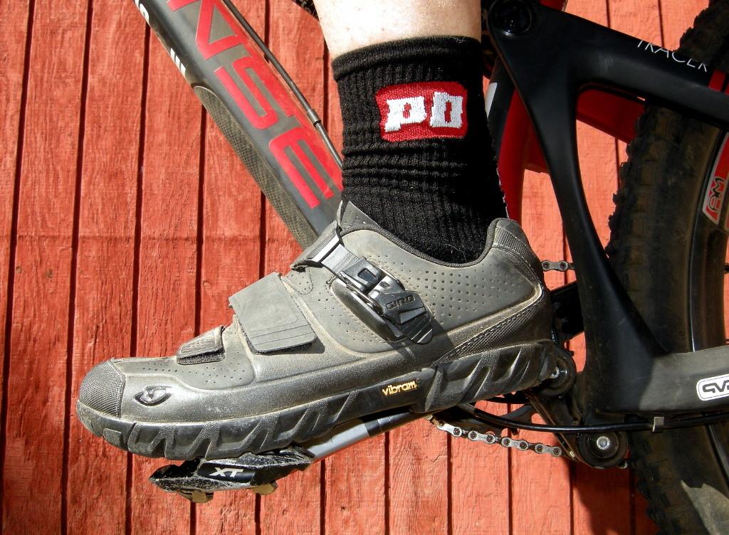 Giro Terraduro shoe review test 2014