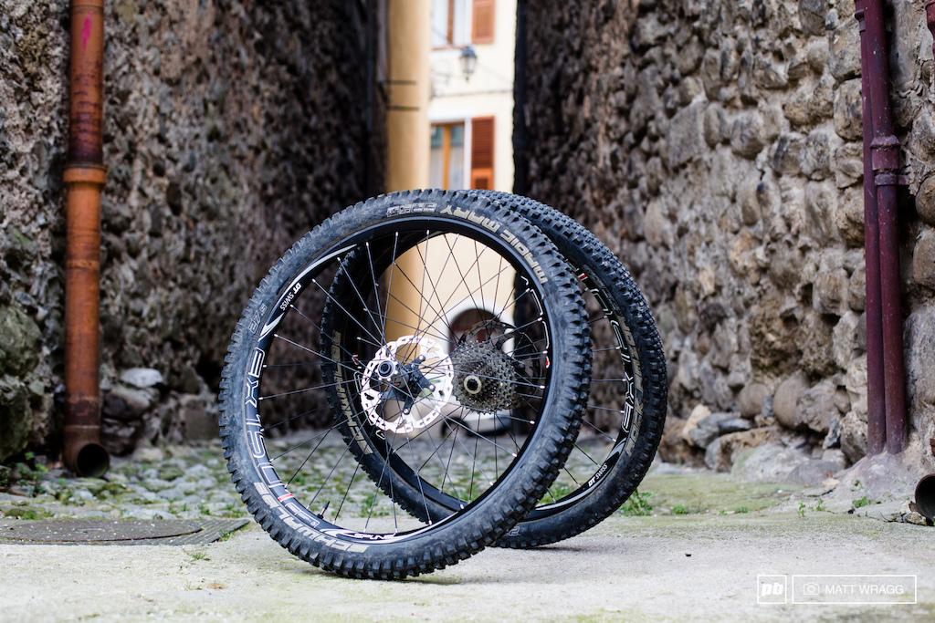 ecd80691f54 DT Swiss Spline ONE EX1501 Wheelset - Review - Pinkbike