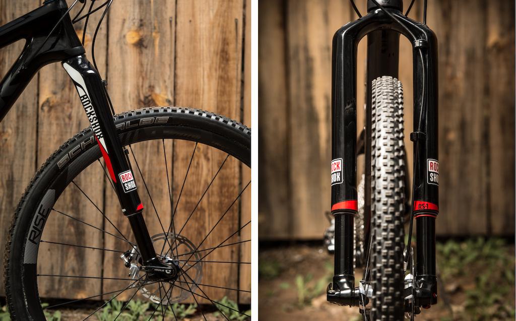 RockShox RS-1 fork 2014