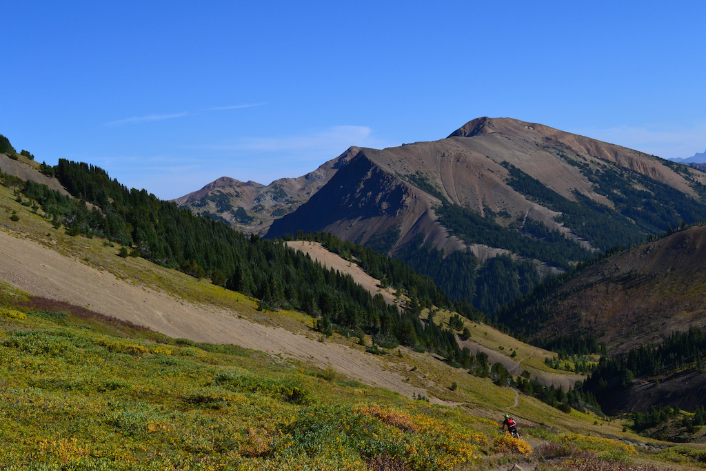 Chilcotins Backcountry Adventure