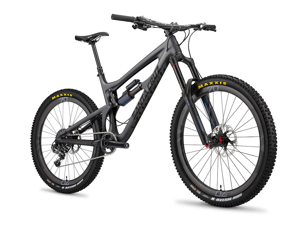 Trail Mountain Bikes >> Nomad Wins Pinkbike Trail All Mountain Bike Of The Year Santa Cruz