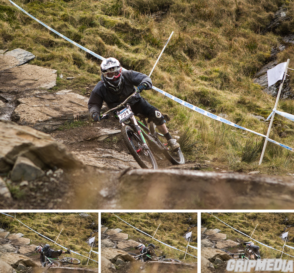 Team Aston Hill at BDS round one // Antur Stiniog.