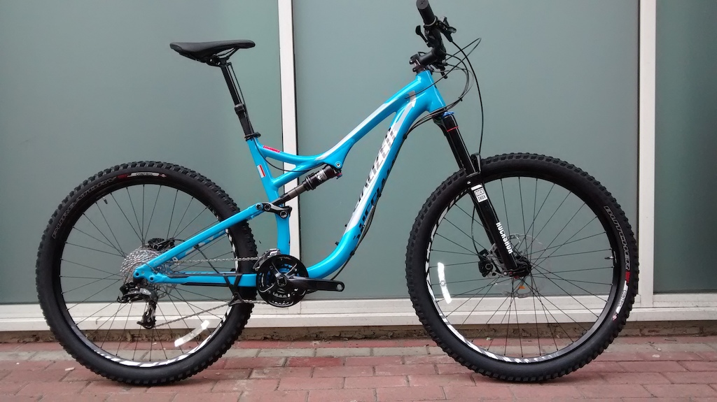 2015 Stumpy Comp Evo 650B