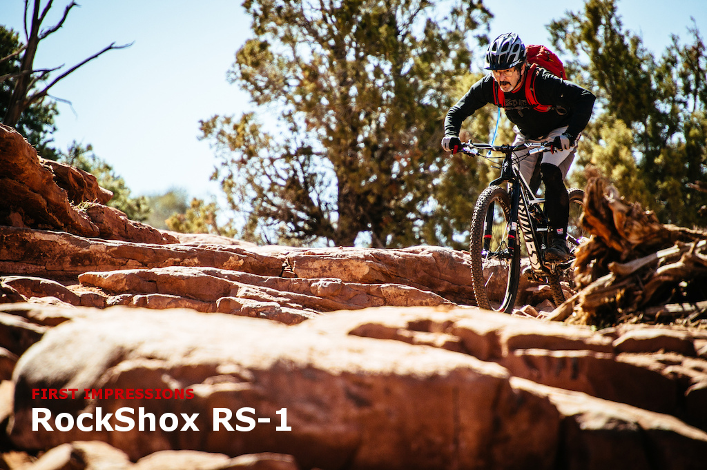 RockShox RS-1 fork, 2014