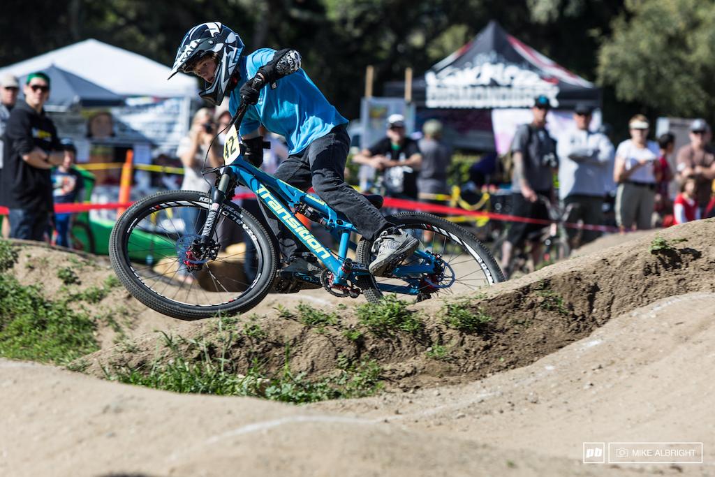 2014 Santa Cruz Mountain Bike Festival Aptos CA