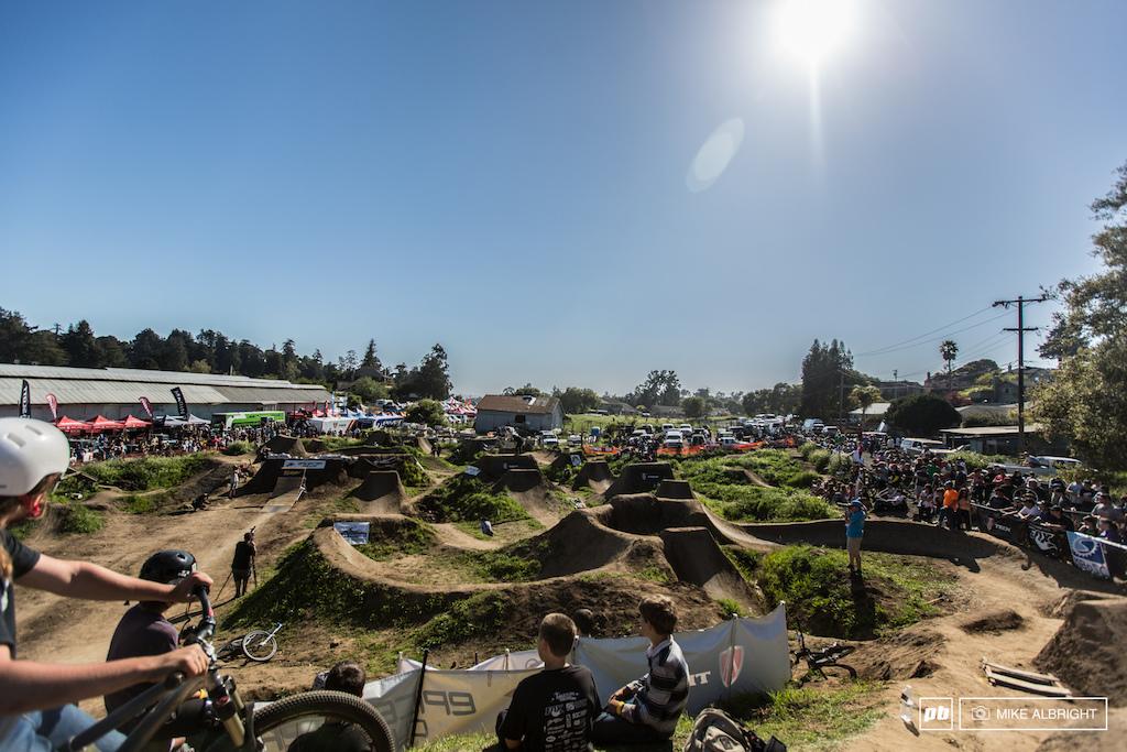 2014 Santa Cruz Mountain Bike Festival, Aptos, CA