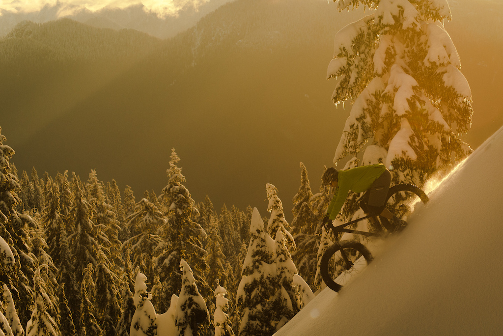 Rocky Mountain Blizzard