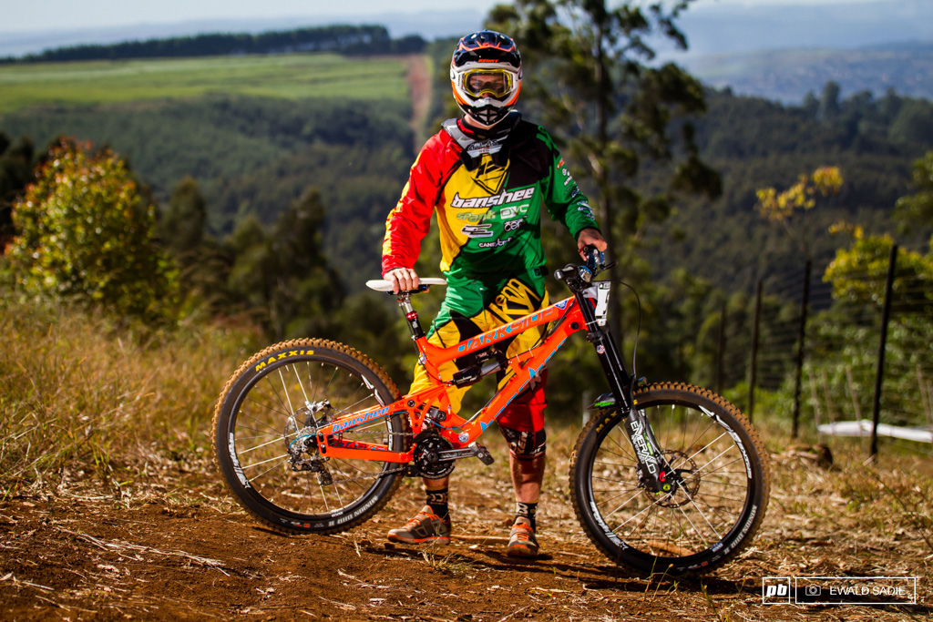 UCI World Cup 2014 Rider Profiles