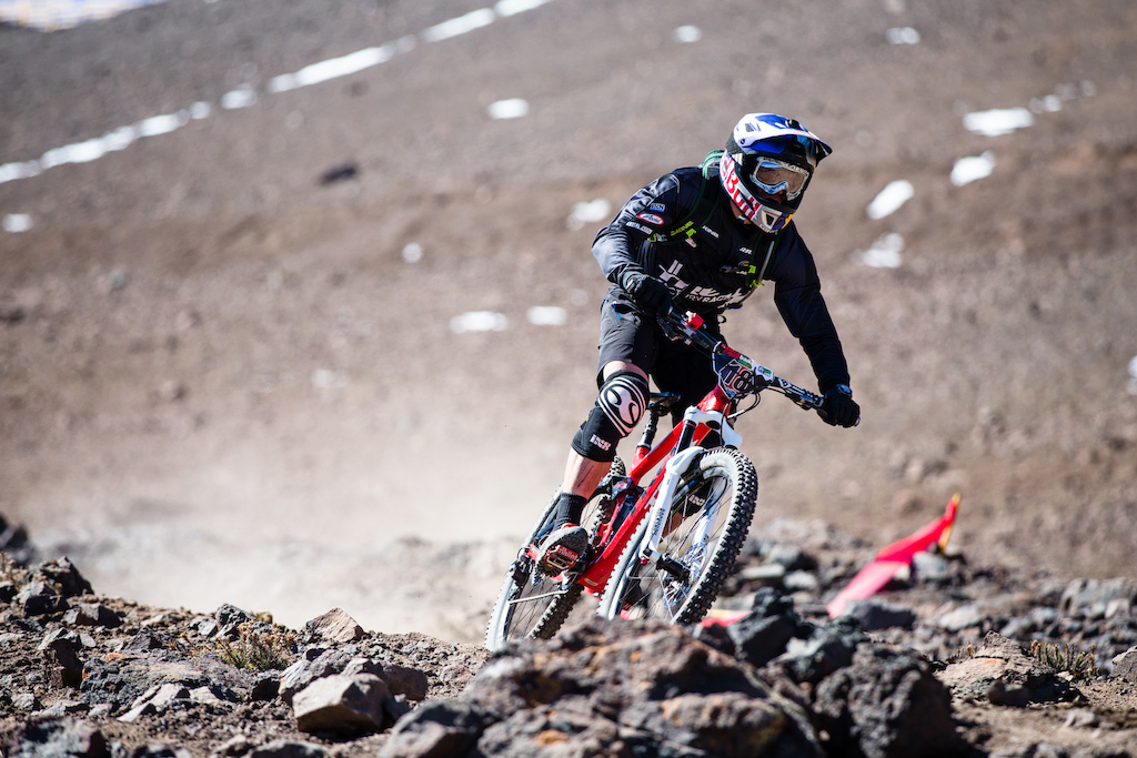 I ll admit I didn t expect Rene Wildhaber to ride as strongly as he did. Last year he put in some good riders but to come out at the start of the season and challenge the French for the podium was great to see from the multiple Megavalanche winner - meaning it looks like the three stars of enduro before it grew to an international sport Clementz Absalon and Wildhaber will all be battling at the sharp end of things once more this year.
