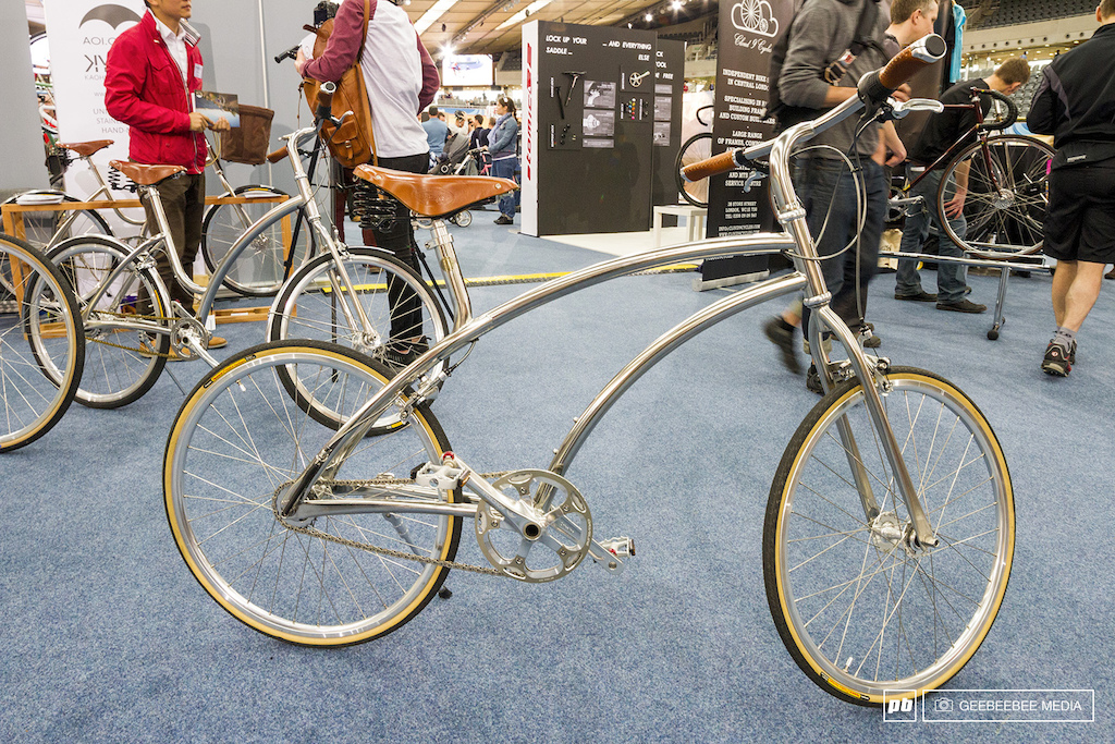 Bespoked Handmade Bicycle Show 2014