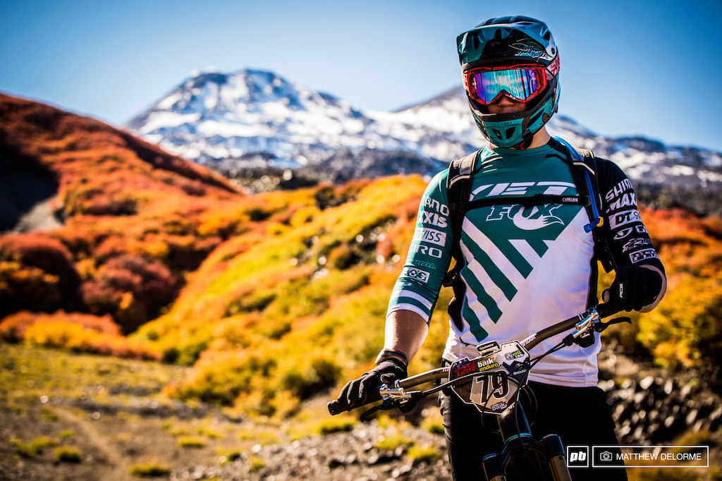 We all know about the change at Yeti this year as the make the switch to full Enduro many are probably Wondering how Richie Rude Jr. will do. Considering he already did all of his training at home on his trail bike he should do just fine on the Enduro circuit. He is has the fitness to make the climbs without being gased and still plenty of power to smash the downhills.
