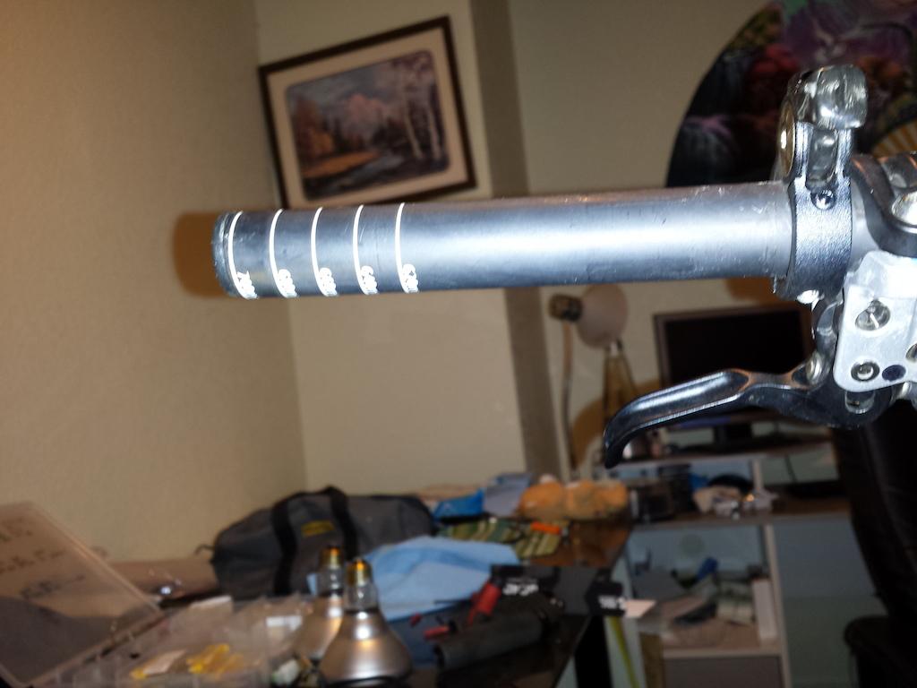 0 enve 700mm riser carbon handlebar