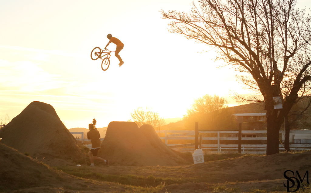Tailwhip on the first