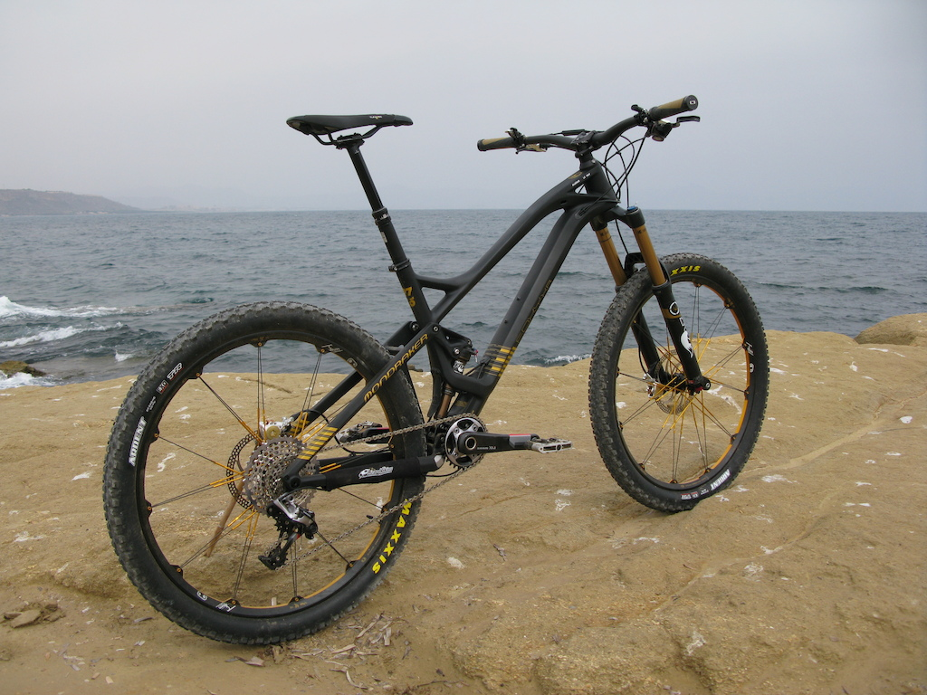 Mondraker Foxy Carbon - Review