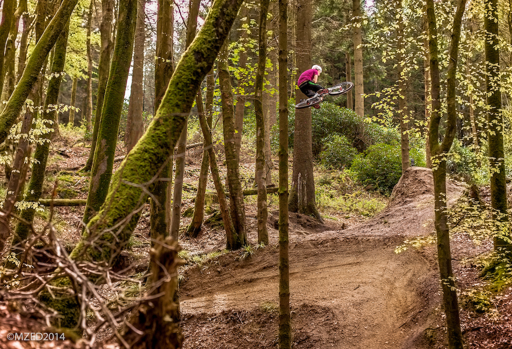 Mr Smith SENDING IT! A snap I captured on a recent video shoot with Chris Smith.