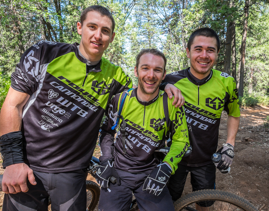 WTB Cannondale Overmountain Team - Photo Robert Lowe Photography