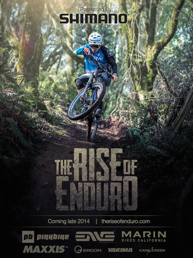 The Rise of Enduro Poster