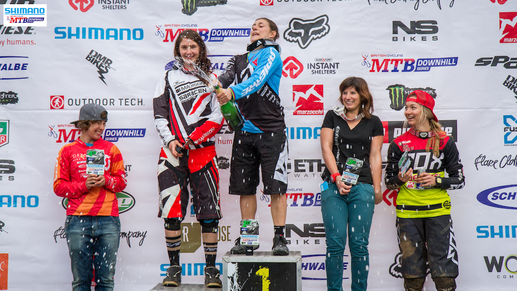 Shimano BDS Round 2 in Fort William 2014 images