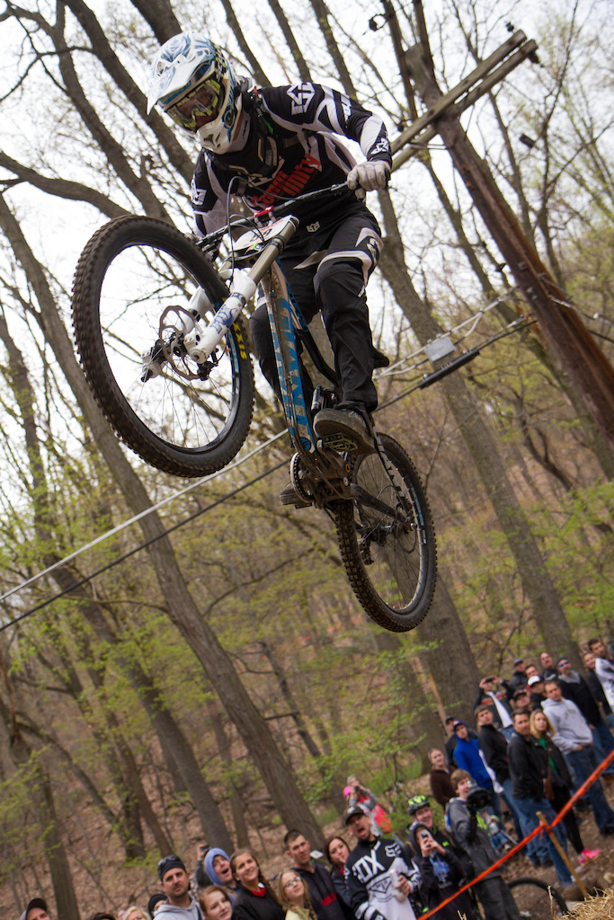 Just a few shot from the Duryea DH Race, you can see more at  http://www.smugmug.com/gallery/n-LCvct/