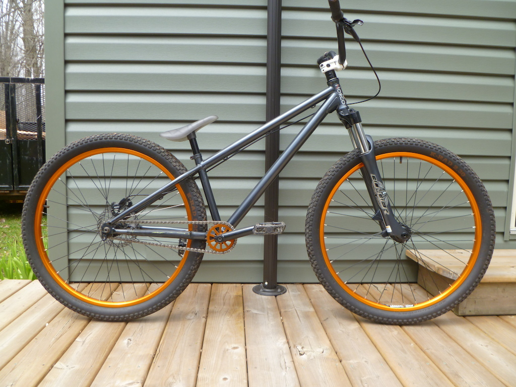 2011 Selling my Norco 125 Dirt Jump Bicycle