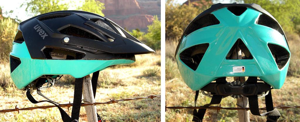 Uvex Quatro enduro helmet 2015