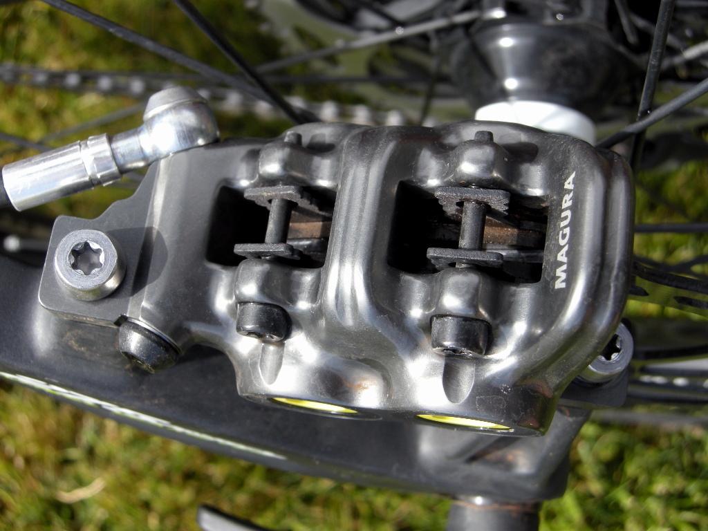Magura MT7 Next brake caliper 2015