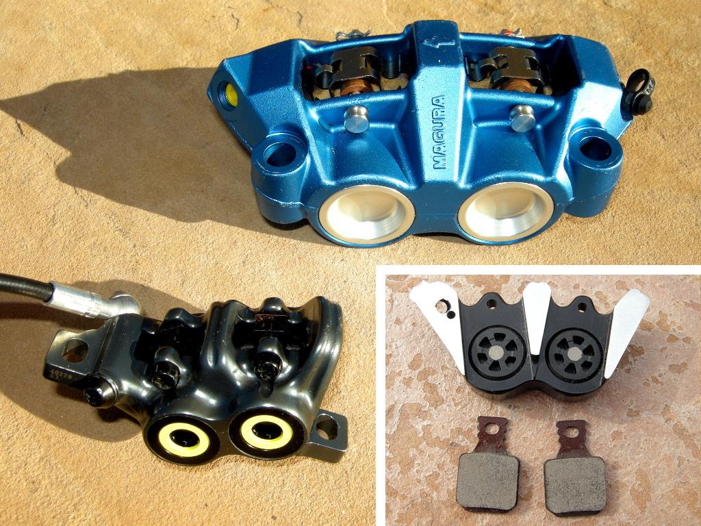 Magura MT7 Next brake caliper 2014