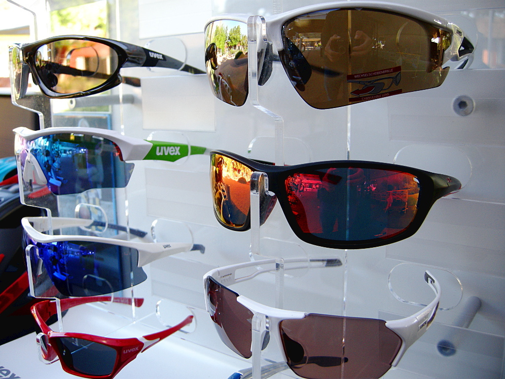 Uvex eyewear 2014